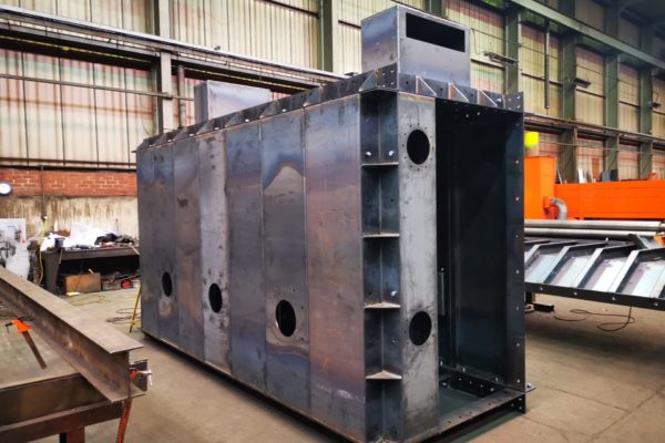 Rocket Test Cell